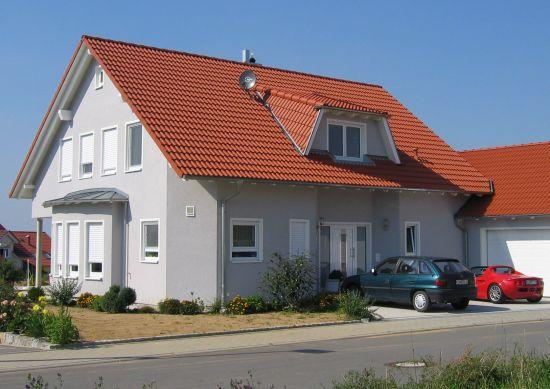 Gut gemocht Fassadenanstriche SC94